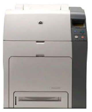 image Цветной лазерный принтер HP Color LaserJet 4700